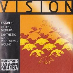 バイオリン弦 ヴィジョン 1/10 D線