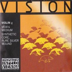 バイオリン弦 ヴィジョン 1/4 G線