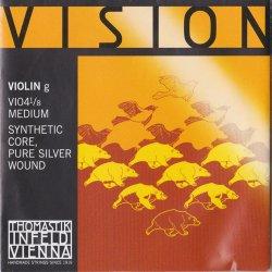 バイオリン弦 ヴィジョン 1/8 G線
