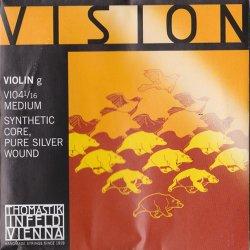 バイオリン弦 ヴィジョン 1/16 G線
