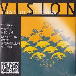 バイオリン弦 ヴィジョン チタニウム オーケストラ A線