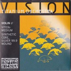 バイオリン弦 ヴィジョン チタニウム オーケストラ D線