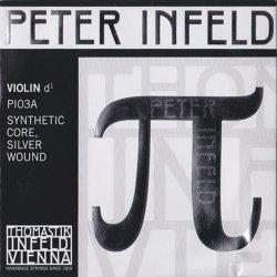 バイオリン弦 ペーターインフェルド D線 シルバー
