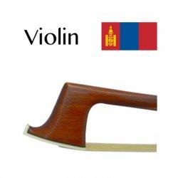 バイオリン弓 モンゴル産 毛替え