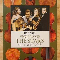 Strad Calendar 2015