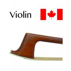 バイオリン弓 カナダ産 毛替え