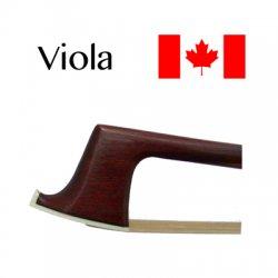 ビオラ弓 カナダ産 毛替え
