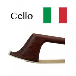 チェロ弓 イタリア産 毛替え