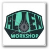 ALIEN WORKSHOP エイリアンワークショップ(ニットキャップ)
