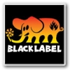 BLACK LABEL ブラックレーベル(ニットキャップ)