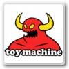 TOY MACHINE トイマシーン(デッキ)