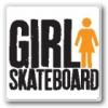 GIRL ガールスケートボード(ステッカー)