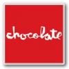 CHOCOLATE チョコレート(ステッカー)