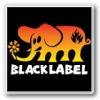 BLACK LABEL ブラックレーベル(ステッカー)