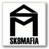 SK8MAFIA スケートマフィア(ステッカー)