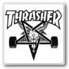 THRASHER スラッシャー(ステッカー)