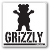 GRIZZLY グリズリー(ステッカー)