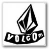VOLCOM ボルコム(ステッカー)