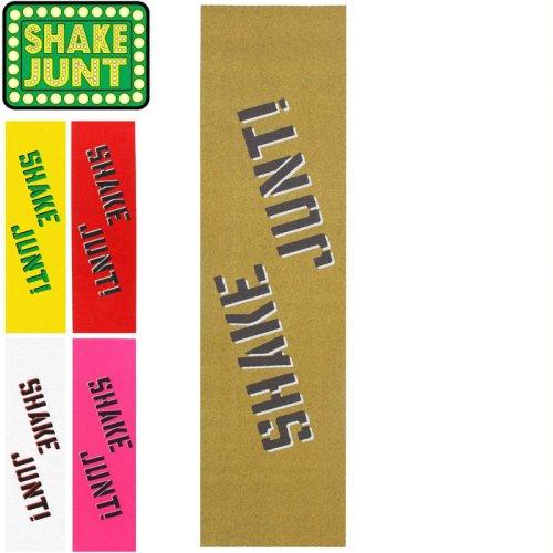【シェイクジャント SHAKE JUNT デッキテープ】COLORED GRIPTAPE【9x33】NO16