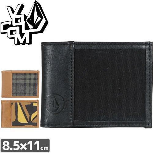 【VOLCOM WALLET ボルコム 財布】HYBRID WALLET【2つ折り】NO7