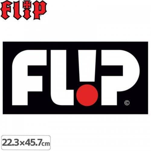 【FLIP フリップ ステッカー】ODYSSEY LOGO STICKER【22.3cm x 45.7cm】NO17