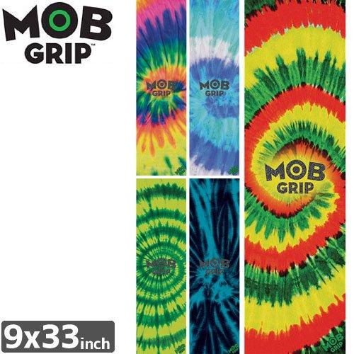 【モブグリップ MOB GRIP デッキテープ】TIE DYE GRIPTAPE【9 x 33】NO130