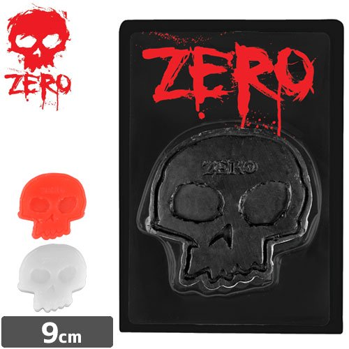 【ZERO ゼロ スケボー ワックス】SKULL CURB WAX カーブワックス NO2