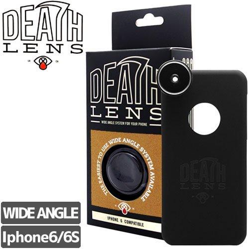 クリアランスSALE!【DEATH DIGITAL デスデジタル レンズ】DEATHLENS デスレンズ 6/6S WIDE ANGLE【広角】NO4