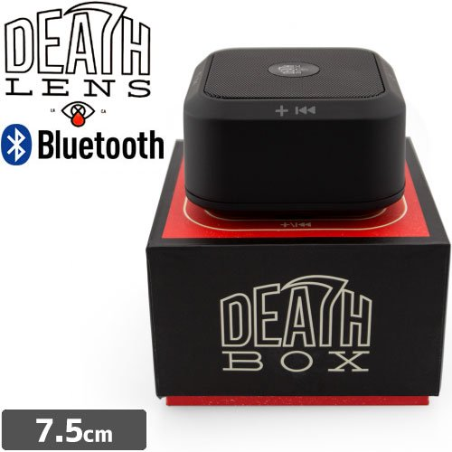 クリアランスSALE!【DEATH DIGITAL デスデジタル スピーカー】DEATH BOX BLUETOOTH SPEAKER【ブルートゥース】NO9
