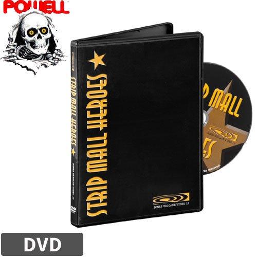 【パウエル POWELL DVD】STRIP MALL HEROES【北米版】NO11