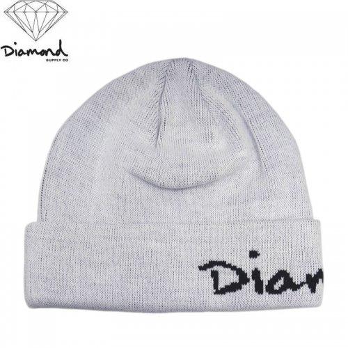 【DIAMOND SUPPLY ニットキャップ】OG SCRIPT【2カラー】NO04