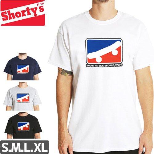 【ショーティーズ SHORTY'S スケボー Tシャツ】ICON LOGO TEE【4カラー】NO42
