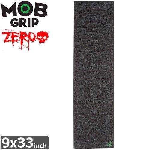 【モブグリップ MOB GRIP デッキテープ】BOLD BLACK SINGLE SHEET【ZERO】【9 x 33】NO170