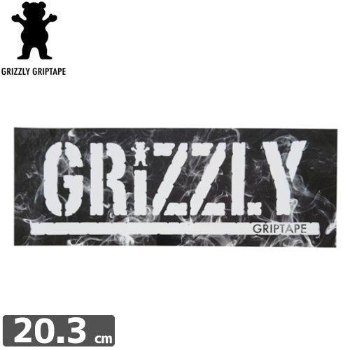 【グリズリー GRIZZLY ステッカー】HOT BOX【7.6cm×20.3cm】NO31