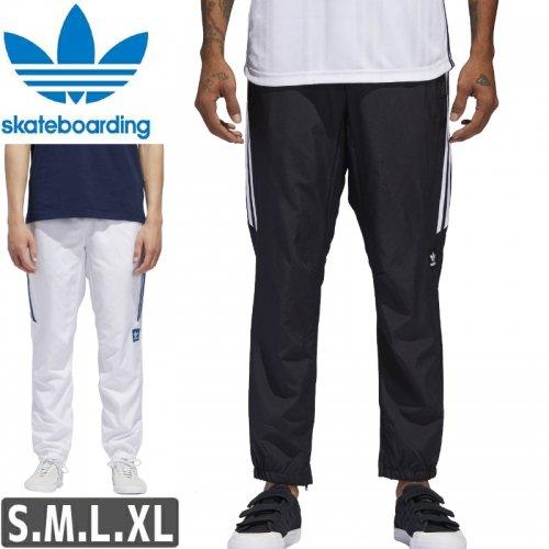 【アディダス ADIDAS SKATEBOARDING パンツ】CLASSIC PANTS【ブラック】【ホワイト】NO3