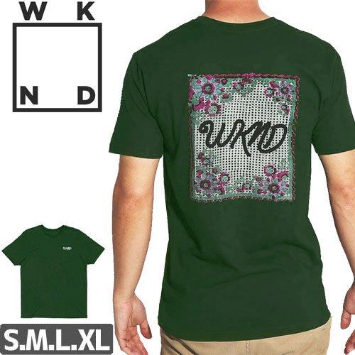 【ウィークエンド WKND スケボー Tシャツ】DOILY TEE NO2