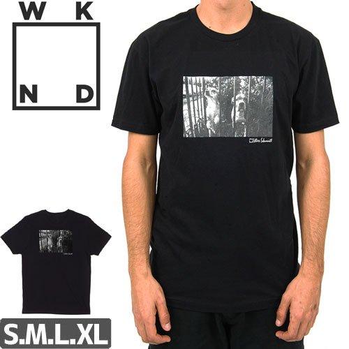 【ウィークエンド WKND スケボー Tシャツ】SCHMIDT PHOTO TEE NO5