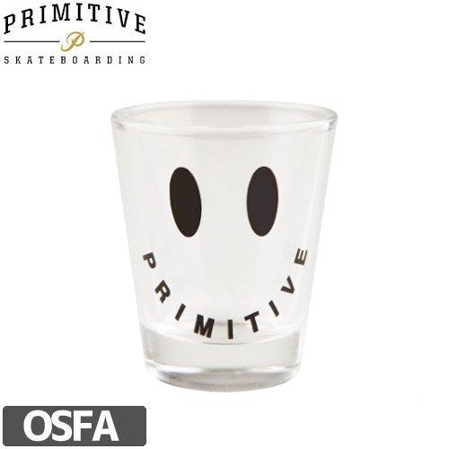 【プリミティブ PRIMITIVE グラス】SMILEY SHOT GLASS NO1