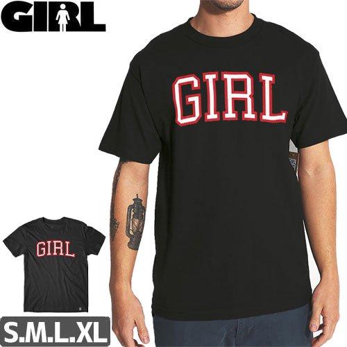 【ガール スケートボード GIRL SKATEBOARDS Tシャツ】ARCH TEE NO279
