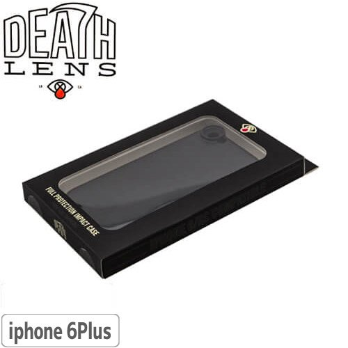 クリアランスSALE!【DEATH DIGITAL デスデジタル アイフォンケース】FULL PROTECTION IMPACT CASE -iPHONE 6Plus NO16