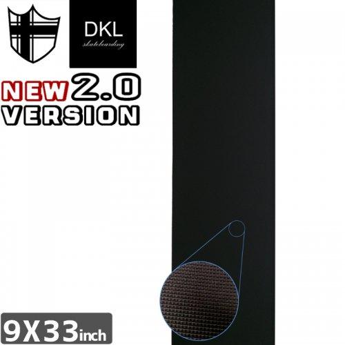 【ディーケーエル DKL スケボー デッキテープ】DKL NEW NON-ABRAISVE GRIPTAPE【9 x 33】NO1