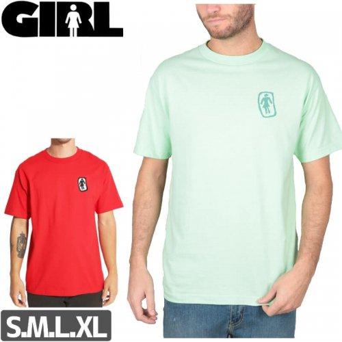 【ガール GIRLSKATEBOARD  スケボー Tシャツ】SKETCHY OG TEE NO285