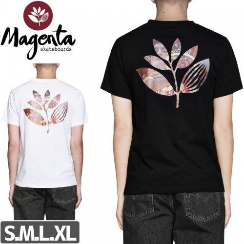 【MAGENTA マゼンタ Tシャツ】KLIMT TEE【ブラック】【ホワイト】NO3