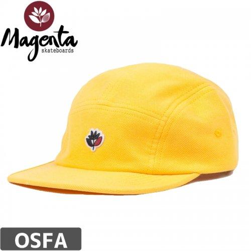 【MAGENTA マゼンタ スケボー キャップ】5 PANEL CAP ORANGE【オレンジ】NO7