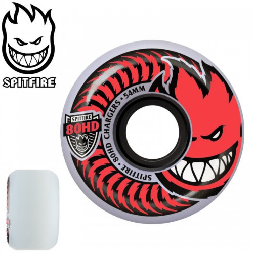 【SPITFIRE スピットファイア ウィール】80HD CLASSIC CHARGER 【54mm】 【56mm】NO224