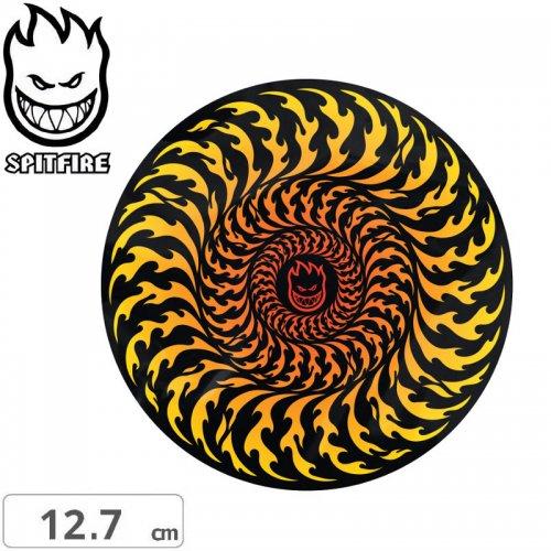 【スピットファイアー SPITFIRE スケボー ステッカー】TAYLOR PRO CLASSIC【12.7cmx12.7cm】NO98