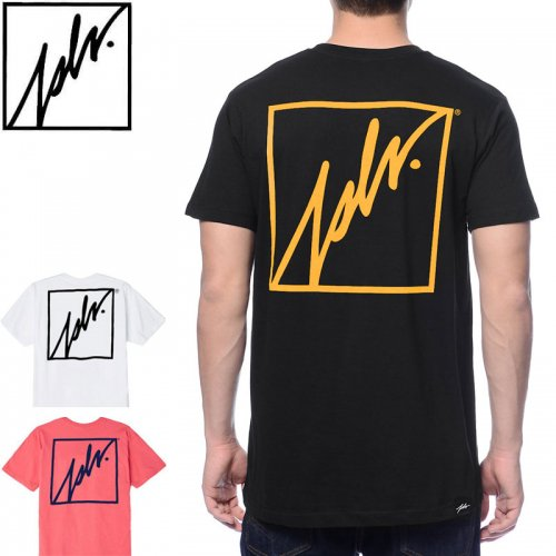 【ジャスリブ JSLV スケボー Tシャツ】GEEZER 3 SELECT TEE【ブラック】【コーラル】【ホワイト】NO19