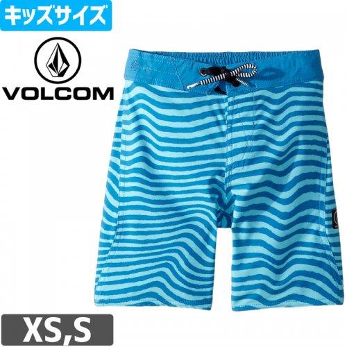 【VOLCOM ボルコム キッズ ボードショーツ】MAG VIBES ELASTIC BY 水着【ユースサイズ】NO33