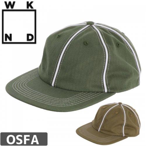 【ウィークエンド WKND スケボー キャップ CAP】MARIPOSA HAT【2カラー】NO4
