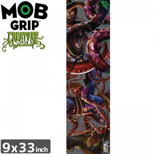 【モブグリップ MOB GRIP デッキテープ】CREATURE MEGABEAST GRIPTAPE【9 x 33】NO181